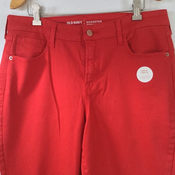 434f4f0296 Old Navy Mid-Rise Rockstar Super Skinny Jeans. M_5b9abdec534ef97216842292